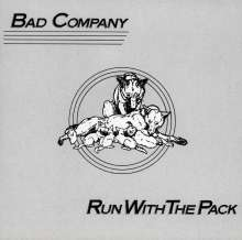 Bad Company: Run With The Pack, CD