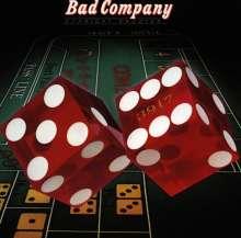 Bad Company: Straight Shooter, CD