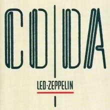Led Zeppelin: Coda (Jewelcase), CD