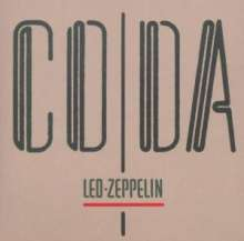 Led Zeppelin: Coda (Limited Edition Papersleeve), CD