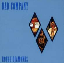 Bad Company: Rough Diamonds, CD