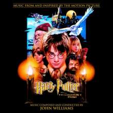 Filmmusik: Harry Potter und der Stein der Weisen, 2 CDs