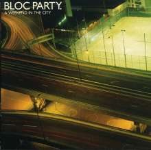 Bloc Party: Weekend In The City, CD