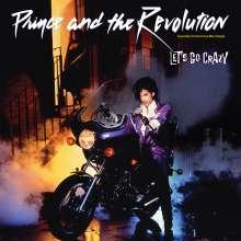 "Prince: Let's Go Crazy, Single 12"""