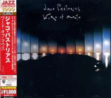 Jaco Pastorius (1951-1987): Word Of Mouth, CD