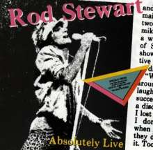 Rod Stewart: Absolutely Live, CD