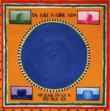 Talking Heads: Speaking in Tongues, CD
