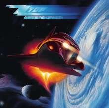ZZ Top: Afterburner, CD