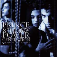 Prince: Diamonds And Pearls, CD