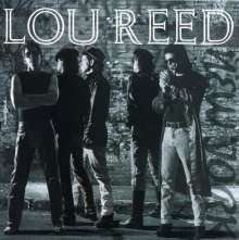 Lou Reed: New York, CD