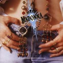 Madonna: Like A Prayer, CD