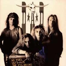 D-A-D: No Fuel Left For The Pilgrims, CD