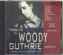 Woody Guthrie: A Tribute To Woody Guthrie, CD