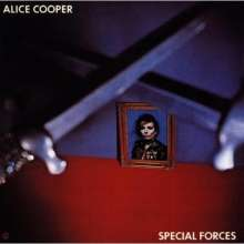 Alice Cooper: Special Forces, CD