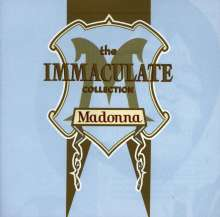 Madonna: The Immaculate Collection, CD