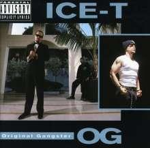 Ice-T: O.G. Original Gangster, CD