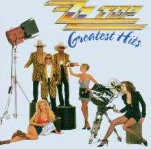 ZZ Top: Greatest Hits, CD