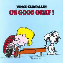 Vince Guaraldi (1928-1976): Oh, Good Grief!, CD