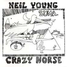 Neil Young: Zuma, LP
