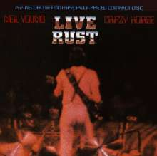 Neil Young: Live Rust, CD