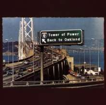 Tower Of Power: Back To Oakland, CD