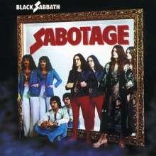 Black Sabbath: Sabotage, CD