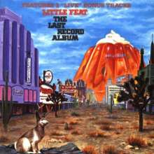 Little Feat: The Last Record Album, CD
