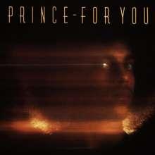 Prince: For You, CD