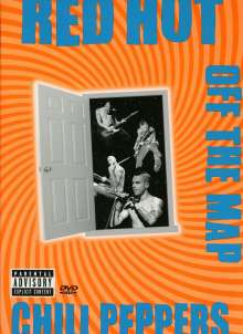 Red Hot Chili Peppers: Off The Map, DVD