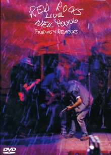 Neil Young: Red Rocks Live, DVD
