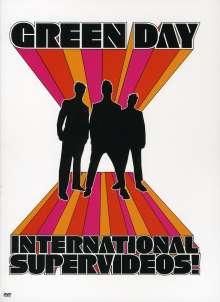 Green Day: International SuperVIDEOS, DVD