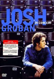 Josh Groban: In Concert, 2 DVDs