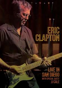 Eric Clapton: Live In San Diego With Special Guest J.J. Cale, DVD