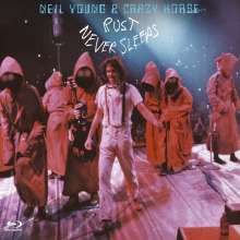 Neil Young: Rust Never Sleeps, Blu-ray Disc