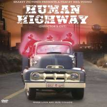 Neil Young: Human Highway (Director's Cut), DVD