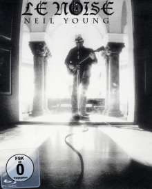 Neil Young: Le Noise, Blu-ray Disc