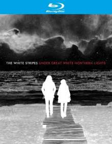 The White Stripes: Under Great White Northern..., Blu-ray Disc
