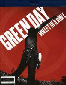 Green Day: Bullet In A Bible: Live, Blu-ray Disc