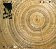 Tony Scott (1921-2007): A Jazz Life (CD+DVD), 1 CD und 1 DVD