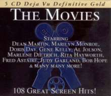 Filmmusik: The Movies, 5 CDs