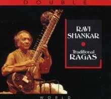 Ravi Shankar (1920-2012): Traditional Ragas, 2 CDs