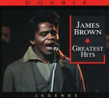 James Brown: Greatest Hits, 2 CDs