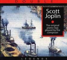 Scott Joplin (1868-1917): Original Piano Rags Played By The Composer, 2 CDs