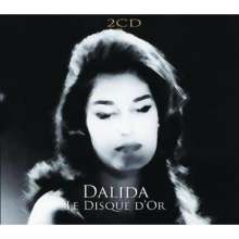 Dalida: Le Disque D'Or, 2 CDs