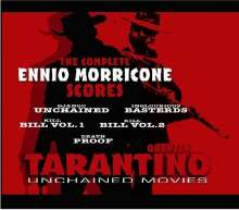 Filmmusik: Quentin Tarantino: Unchained Movies, 2 CDs