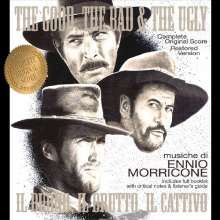 Ennio Morricone (geb. 1928): Filmmusik: The Good, The Bad & The Ugly, 2 CDs