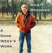 Billy Bremner: Good Week's Work, CD