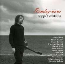 Beppe Gambetta: Rendez-Vous, CD