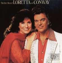 Conway Twitty & Loretta Lynn: Very Best Of, CD