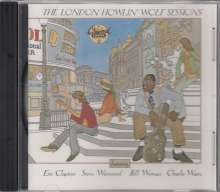 Howlin' Wolf: The London Howlin' Wolf Sessions, CD